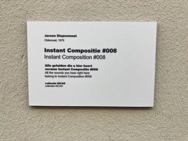 Instant compositie #008
